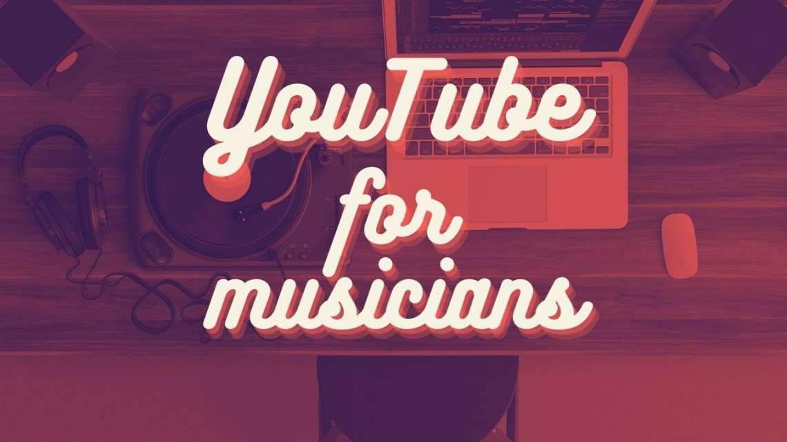 YouTube Musician Bloggers requested.
