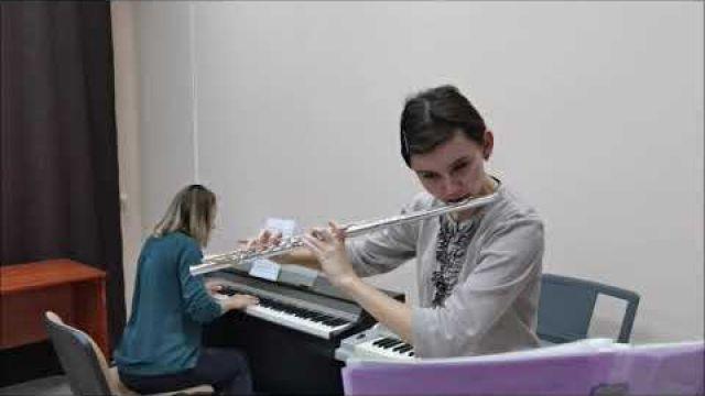 Master class by Liudmila Knyazeva