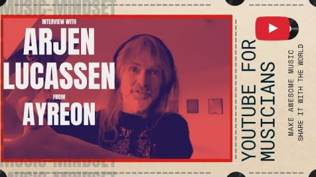 Interview with Arjen Lucassen (Ayreon) - Record Labels, Musical Identity and much more!