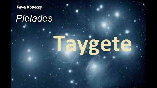 Plejady 2 Taygete