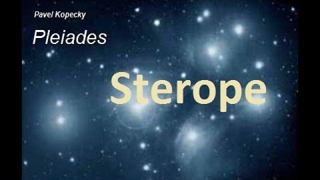 Plejady 1 Sterope