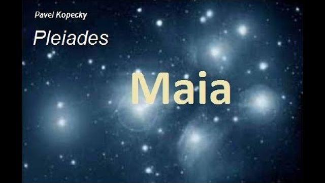 Plejady 3 Maia